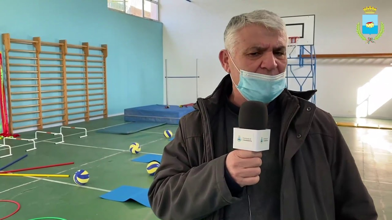 Camerota (SA) - Inaugurate le palestre a Licusati e Lentiscosa (18.01.21) -  YouTube