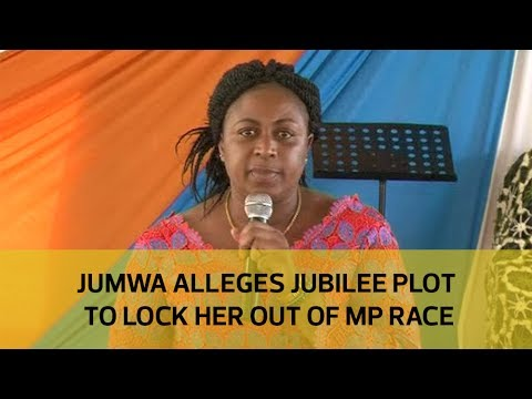 Jumwa alleges Jubilee plot to lock her out of MP race