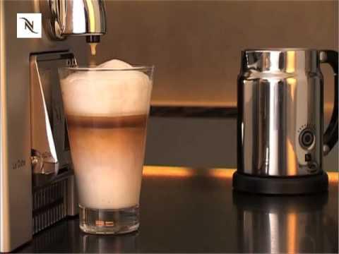 Nespresso Aeroccino!