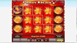 POWER STARS SLOT GAMETWIST BONUS
