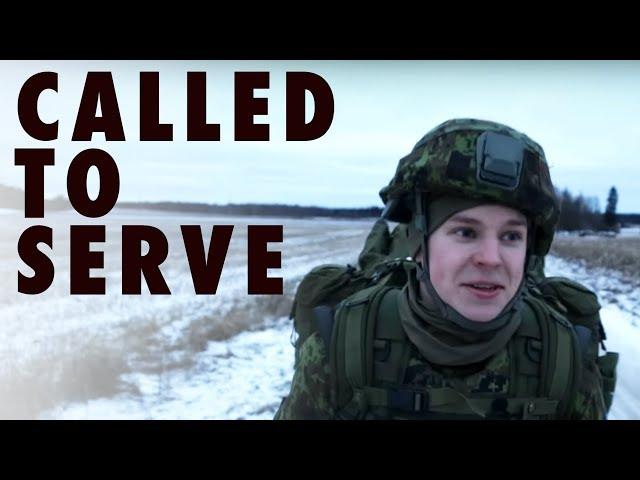 Called To Serve: Conscripts in Estonia