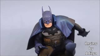 Kotobukiya Gotham by Gaslight Batman  Artfx+ statue review