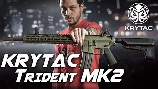 Best Out of the Box AEG – Krytac Trident MK2 AEG – RedWolf Airsoft RWTV