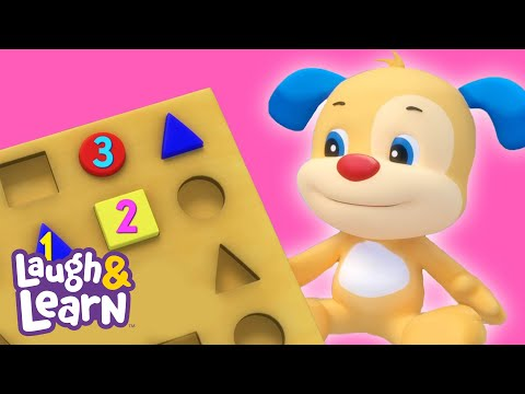 Laugh & Learn™ -  Puzzle Song + More Kids Songs And Nursery Rhymes | Learning 123s