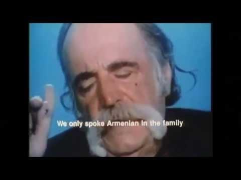 William Saroyan In Armenia (part Of The Interview)