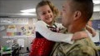 The Best Surprise Military Homecomings Parts 1-4  a o