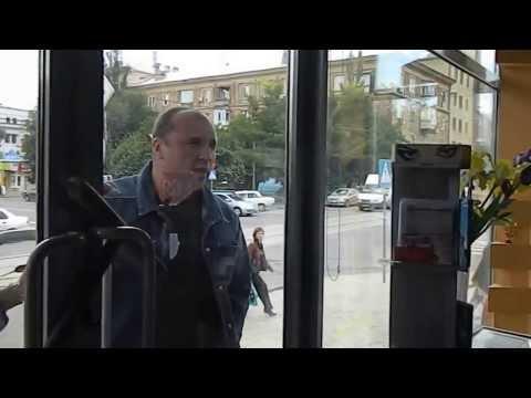 Защита от рейдеров в Донецке (разговор с быками Руслана Щербаня)