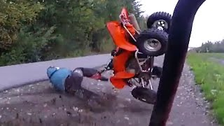 Reckless Dirtbike & Motocross Crashes 2016