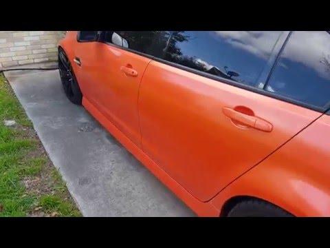 2009 Pontiac G8 GT Cammed