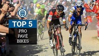 Top 5 - Pro Pavé Bikes 2017