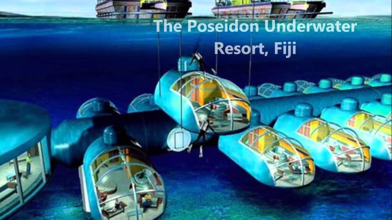 poseidon underwater hotel. 10 Spectacular Underwater Hotels In The World Poseidon Hotel L