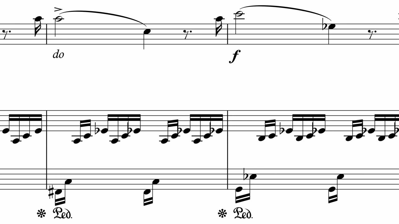 how to play ave maria on piano with letters