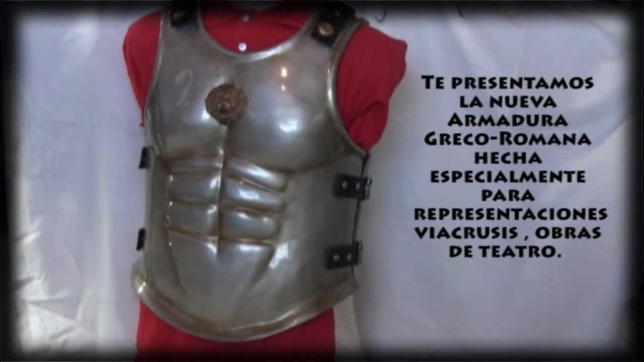 Armadura_Romana.f4v - YouTube