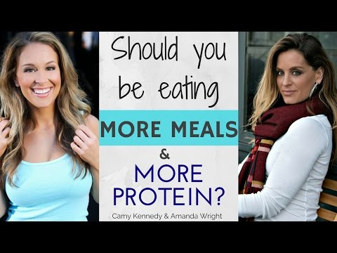 Should you be eating more meals & more protein?