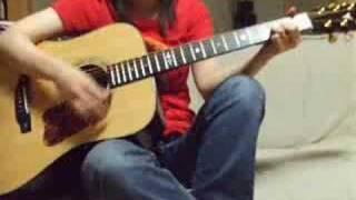 大好きなヤイコの曲を弾き語りで歌いました。 使用しているギターはK.Ya...