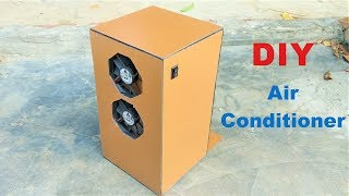 How to make a Air Conditioner at Home