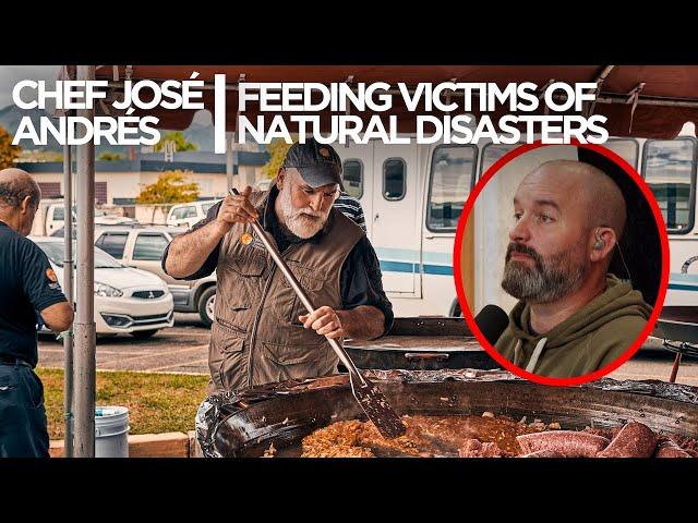Feeding Victims of Natural Disasters - Tom Talks Highlight