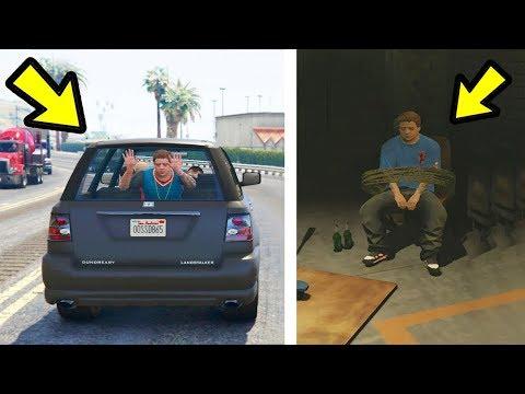 GTA 5 - Was Passiert Wenn Du Jimmy Nicht Rettest?
