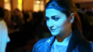 Fashion Channel / MBFWK: sasha.kanevski S/S 2012