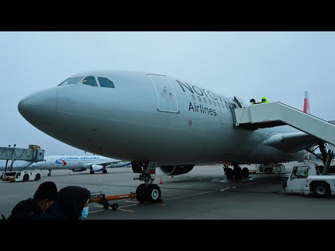 Airbus A330-200 а/к Nordwind Airlines | Санкт-Петербург - Хабаровск