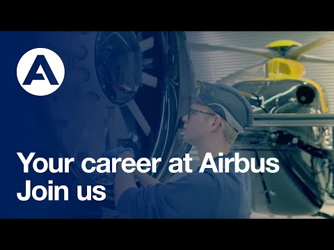 Your career at Airbus