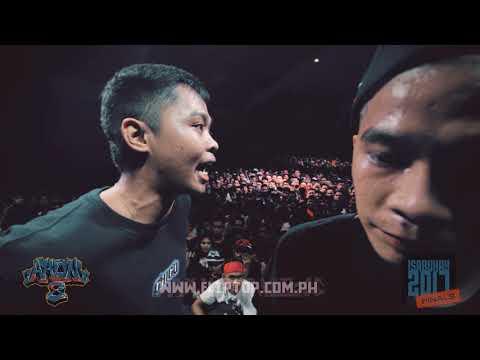 FlipTop - Mhot vs Sur Henyo @ Isabuhay Finals 2017