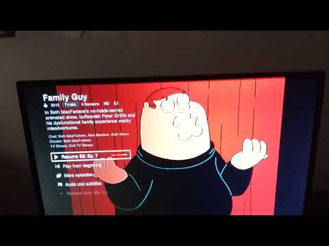 Proof That Family Guy Is Getting Removed From Netflix Tomorrow.