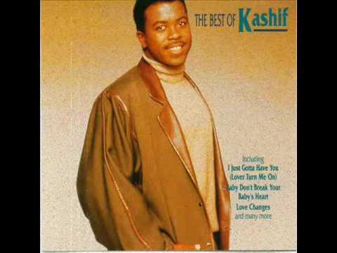 Kashif - Stay The Night (1992)