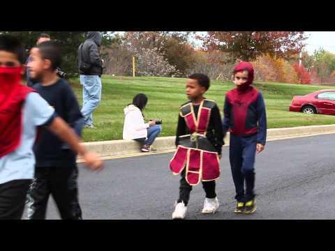 Las Americas Aspira Academy - Halloween Parade