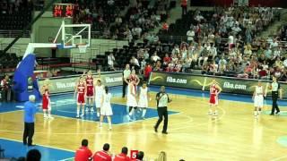 バスケ 日本のライバル プエルトリコ ロンドン五輪予選