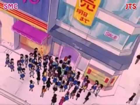 Sailor moon capitulo1