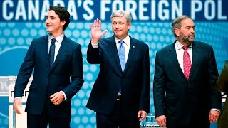 2015 Canadian Federal Election Debate (Munk foreign policy debate)