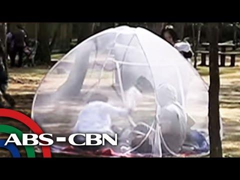 TV Patrol: Temperatura sa Baguio, bumaba...