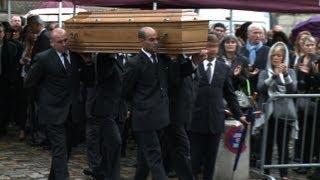 Frank Alamo: ses obsèques célébrées à Paris