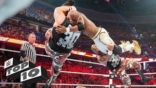 Greatest Tag Team Finishers: WWE Top 10