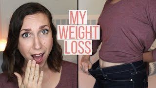 How I Lost 25 Pounds | Health & Weight Loss Journey