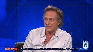 """William Fichtner On His Directorial Debut For New Movie """"Cold Brook"""""""