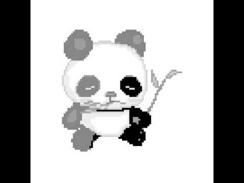 Panda Boyama Nocolor Youtube