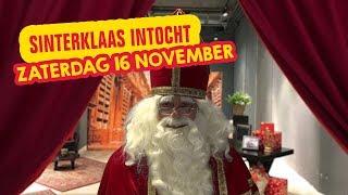 Sinterklaas intocht Nijkerkerveen - Zaterdag 16 november 2019