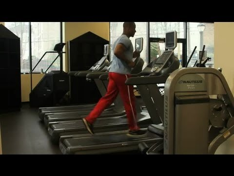 How to Run on the Treadmill : Exercises for the Gym