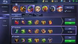 Franco Guide   Builds & Emblem Sets   Mobile Legends