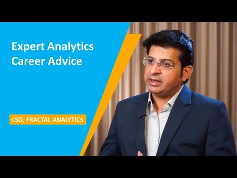 Expert Analytics Career Advice: Sameer Dhanrajani,  Chief Strategy Officer, Fractal Analytics