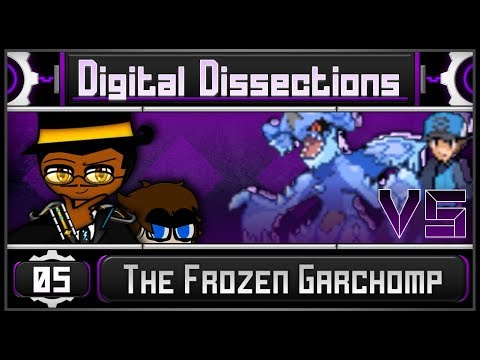 Digital Dissections: Ep. 5 - The Countdown Frozen in Time [The Frozen Garchomp]