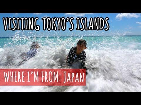 Visiting Tokyo's Izu Islands