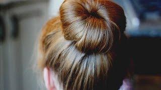 comment se coiffer en chignon
