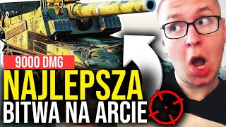NAJLEPSZA BITWA NA ARCIE - World of Tanks