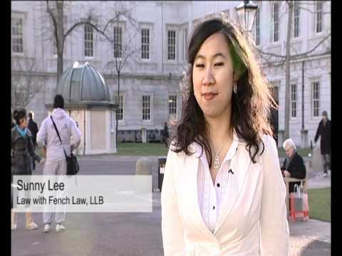 UCL Undergraduate Student Profile: Law with French Law LLB