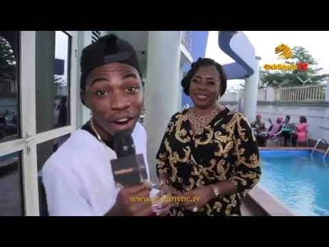 WATCH ACTRESS, TOYIN ADEWALE'S BIRTHDAY PARTY … MAYORKUN, LOLA ALAO, ADEDIWURA BLARKGOLD ATTEND