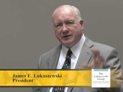 Jim Lukaszewski: Defining Crisis