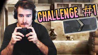CS:GO CHALLENGE #1 - GRAM NA PADZIE NA SILVERY!